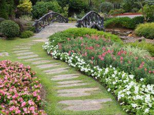 Landscape florals